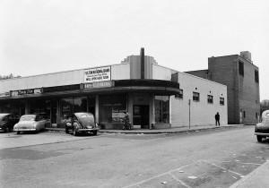 Briarcliff Plaza Before Fulton National Bank April 27th 1951