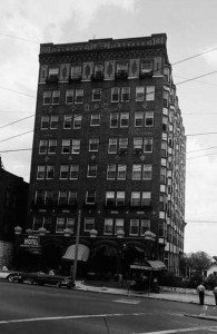 The Imperial Hotel In May 1958 - Georgia State University Library