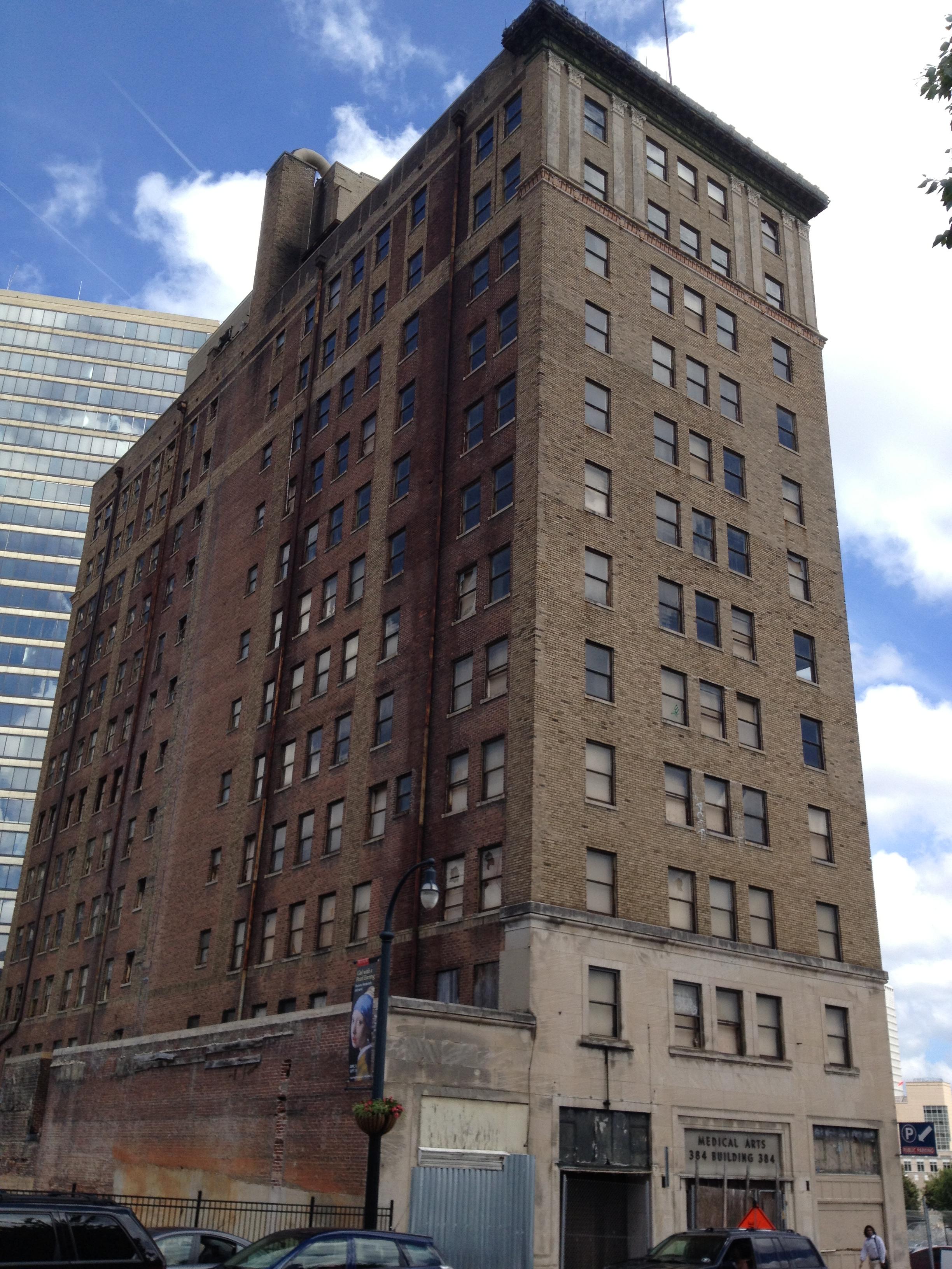 The Medical Arts Building History Atlanta