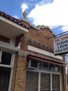 Sig Samuels History Atlanta Front
