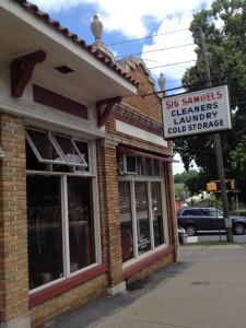 Sig Samuels Side View History Atlanta