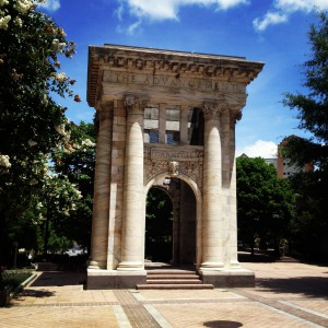 The Carnegie Education Pavilion Built from Atlanta's First Public Library