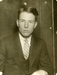 "Convicted murderer and Oglethorpe University student Richard ""Dapper Dick"" Gallogly in 1928. Georgia State University Library"