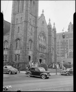 First Methodist Church 1941 Georgia State University Library