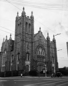 First Methodist Church In 1946 Georgia State University Library