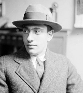 "Nathan Leopold of ""Leopold and Loeb"" in 1924 The Chicago Historical Society"
