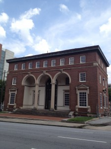 The Crum & Forster Building on Spring Street Was Built In 1927 History Atlanta 2013