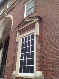 Crum & Forster Building Window History Atlanta 2013