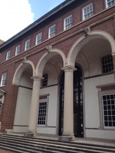 The Crum & Forster Building Front Facade History Atlanta 2013