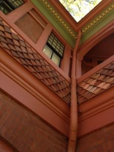 Ivy Hall Exterior - History Atlanta 2013