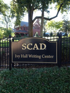 Ivy Hall, Now The SCAD Writing Center - History Atlanta 2013
