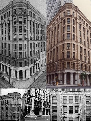 Atlanta's First Skyscraper The Equitable Building Built In 1892 And Demolished In 1971 - History Atlanta 2013