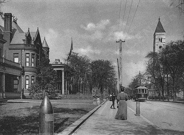 Peachtree Street In 1907 - Atlanta History