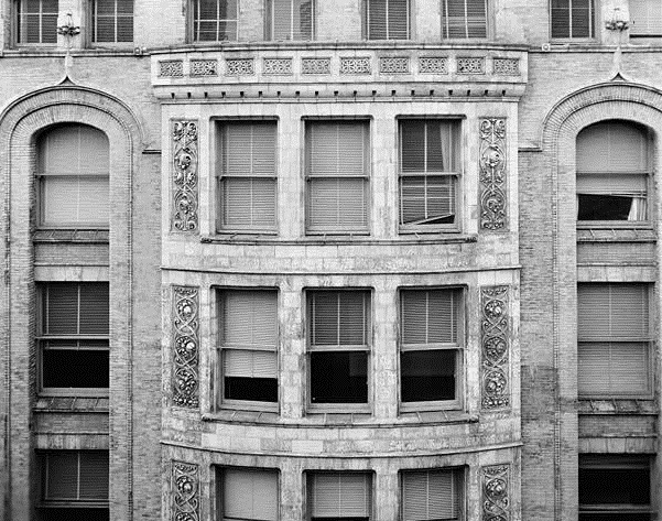 The Equitable Building of 1892 Windows in Atlanta - Georgia State University Library