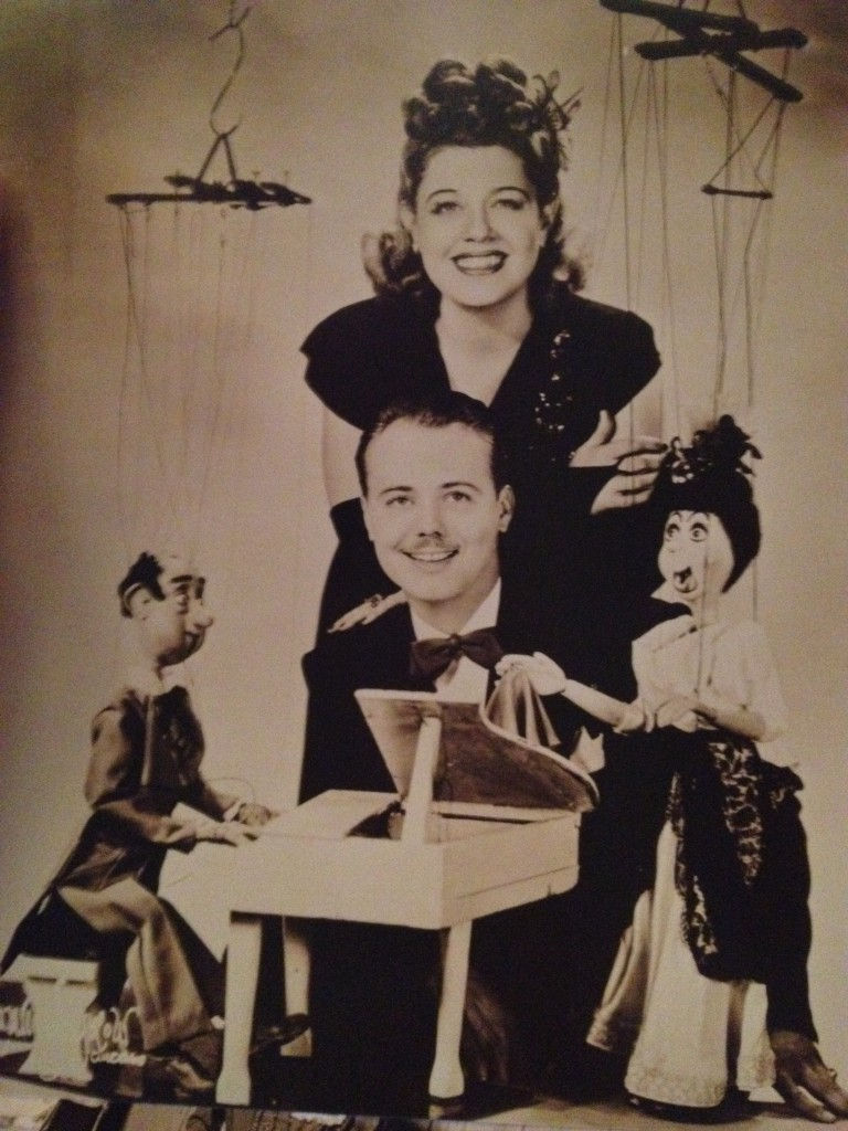 Don and Ruth Gilpin, Unknown Date - Center for Puppetry Arts