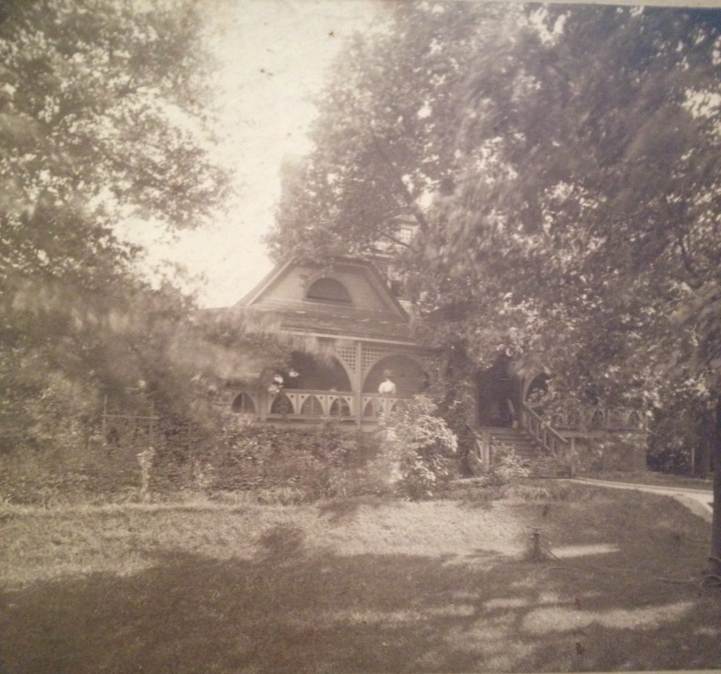 The Joel Chandler Harris Home or Wren's Nest Undated Photograph Before 1900 - History Atlanta 2013