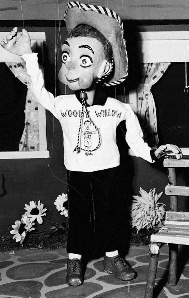 The Woody Willow Marionette on April 12th, 1957 - Georgia State University Library