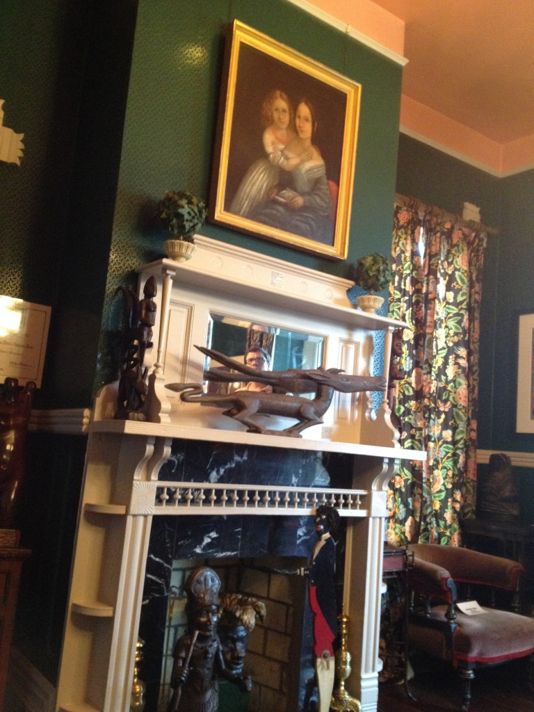 Hammonds House Museum Interior - History Atlanta 2013