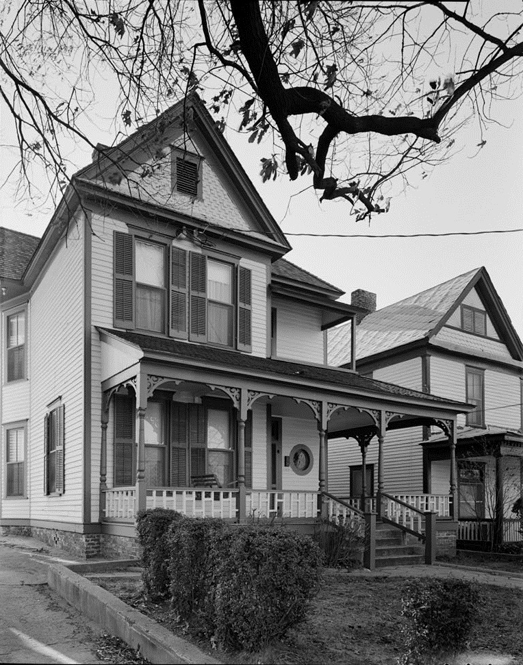 Martin Luther King, Jr. Birth Home - U.S. Library of Congress