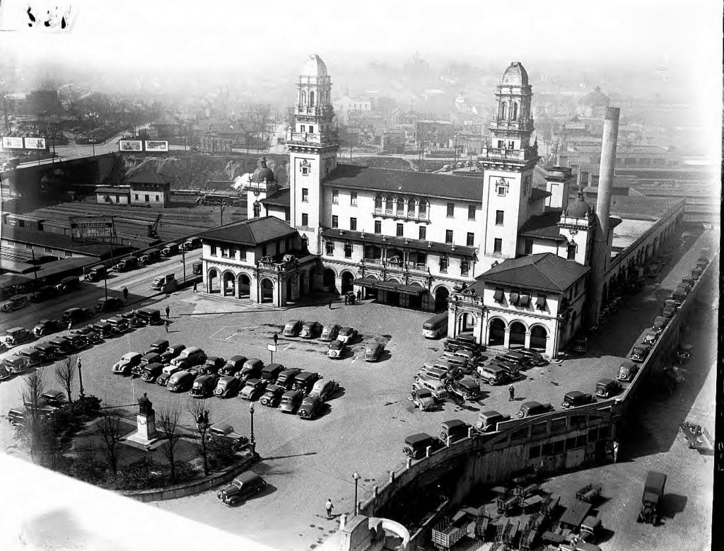 Terminal Station in the 1930's - Georgia State University Library