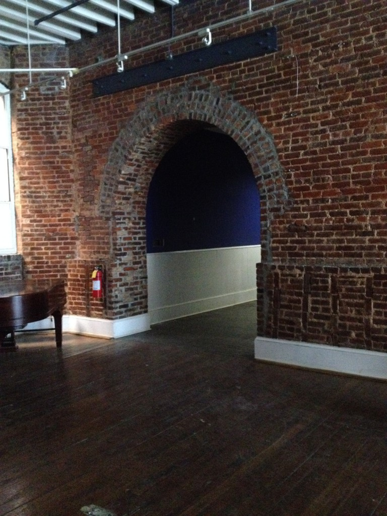 An Archway Created Under Patrick Swindall's Ownership - History Atlanta 2014