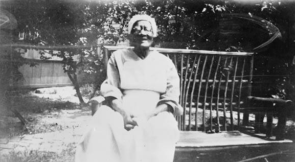 An Unidentified Maid for the Nicolson Family - Sometime After 1920 - Georgia Archives