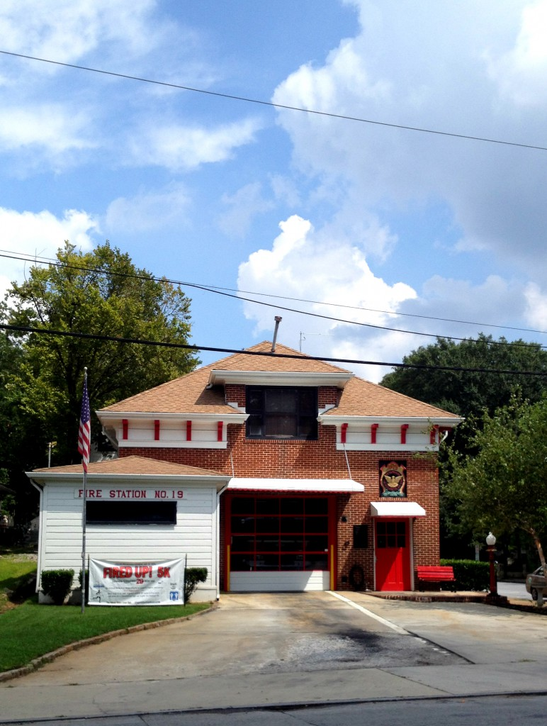Atlanta Fire Station No. 19 - History Atlanta 2014