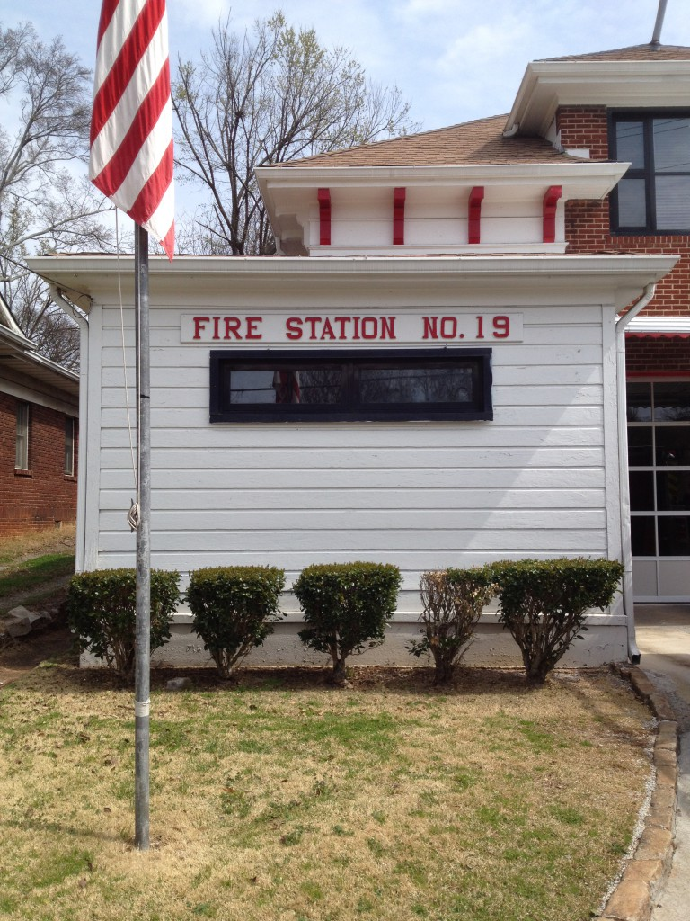 Fire Station No. 19 - History Atlanta 2014