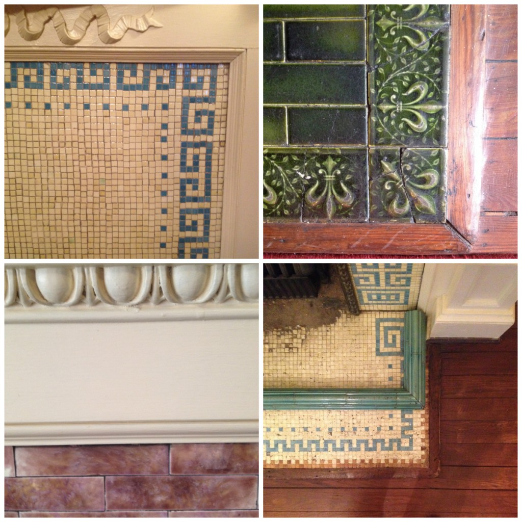 Shellmont Inn Tile Collage - History Atlanta 2014