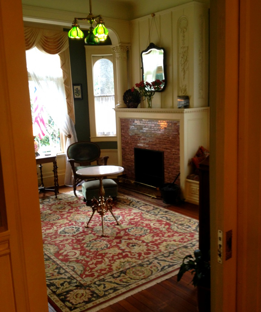 The Music Room at the Shellmont Inn - History Atlanta 2014