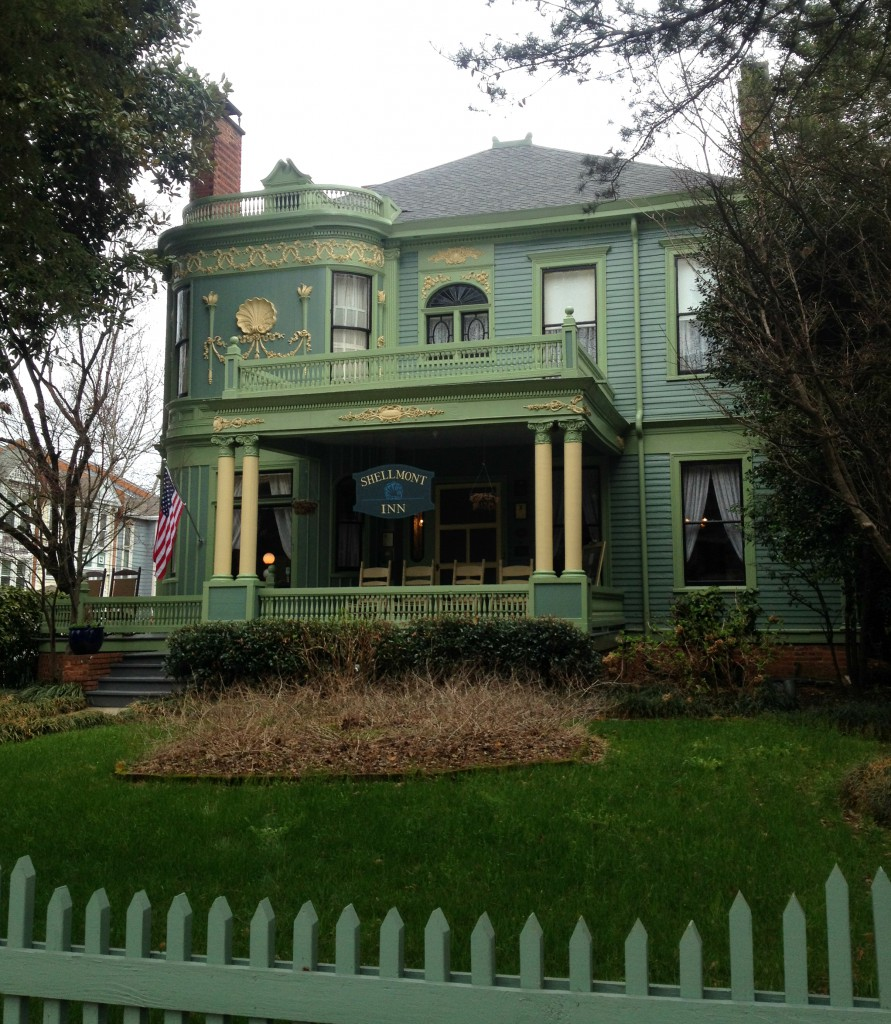 The Shellmont Inn - The Former Nicolson Family Home on Piedmont Avenue - History Atlanta 2014