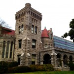 Rhodes Memorial Hall Built in 1904 on Peachtree Street in Midtown Atlanta - History Atlanta 2014