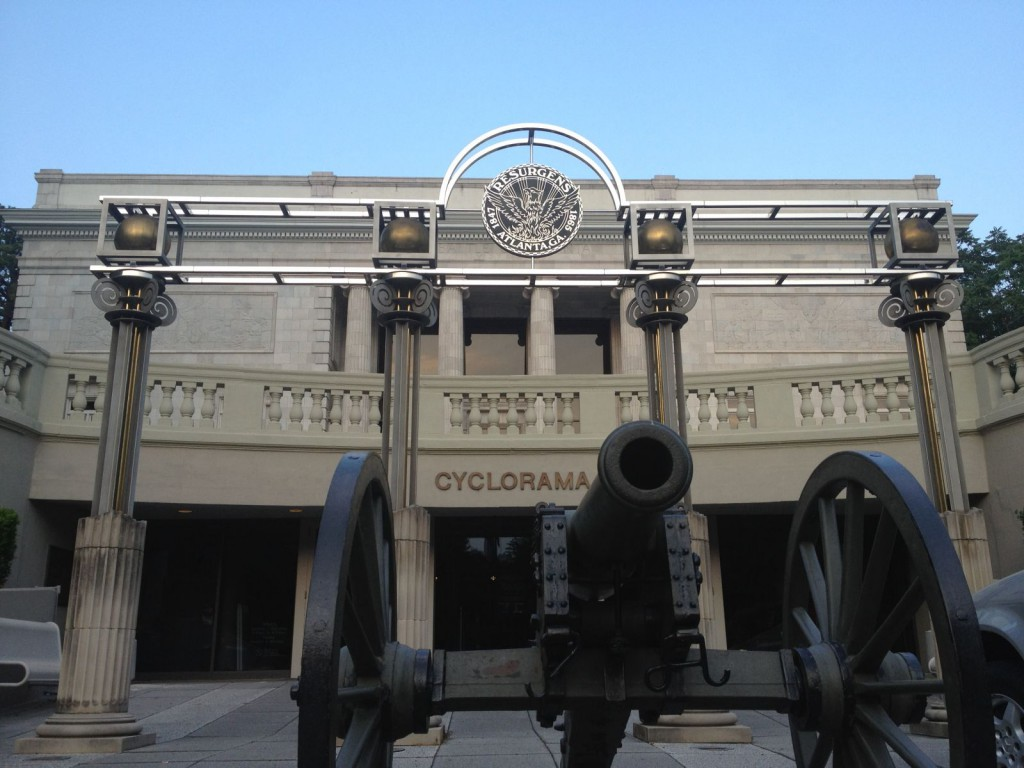 The Atlanta Cyclorama & Civil War Museum - Courtesy of M.H. Mitchell