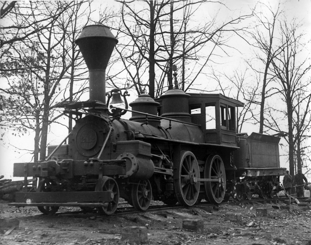 The Texas before 1927 - It was involved in the Great Locomotive Chase on April 12, 1862, during the American Civil War and is now on display at the Cyclorama - Georgia State University Library