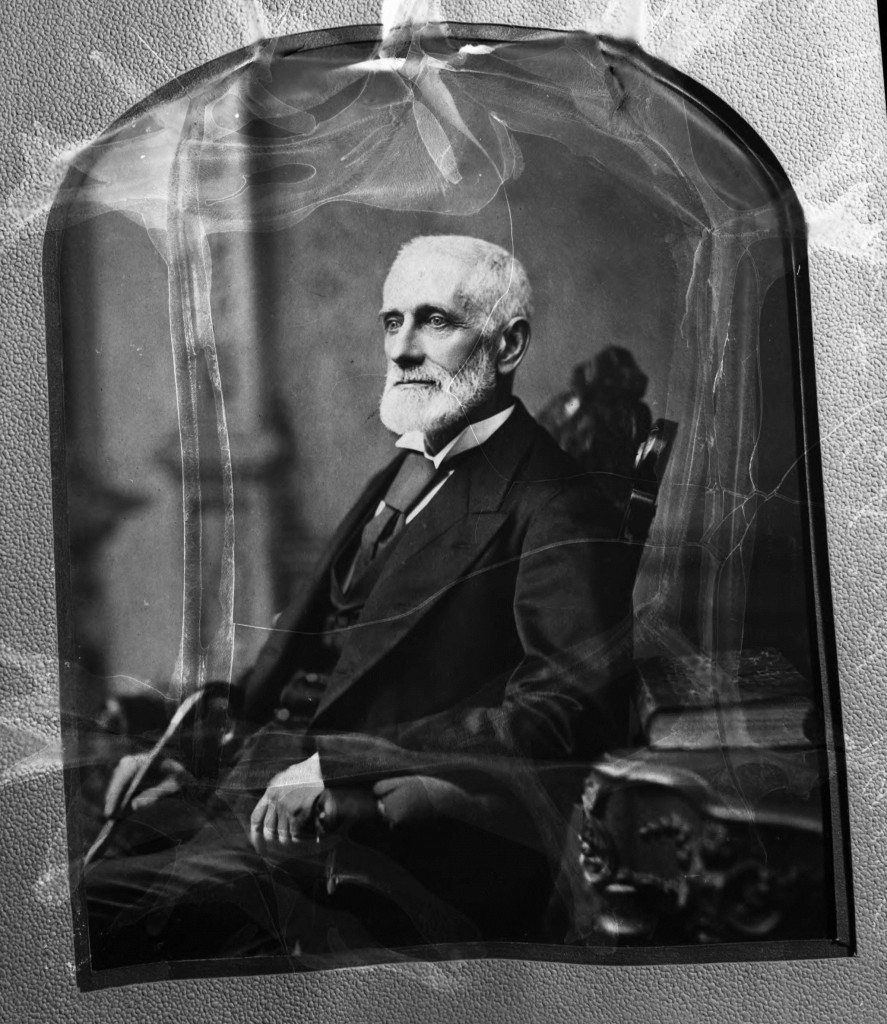 Lemuel Pratt Grant in the 1880's or 1870's - born in 1817 and Died in 1893 - Georgia State University Library