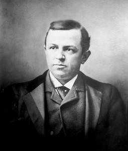 Henry W. Grady in an Undated Photograph - Georgia State University Library