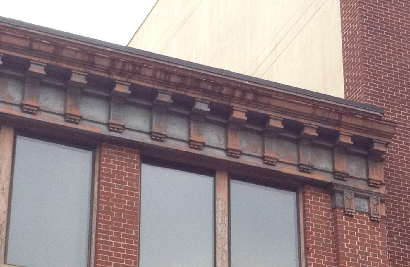 More Architectural Details on the Switchyards Building - History Atlanta 2014