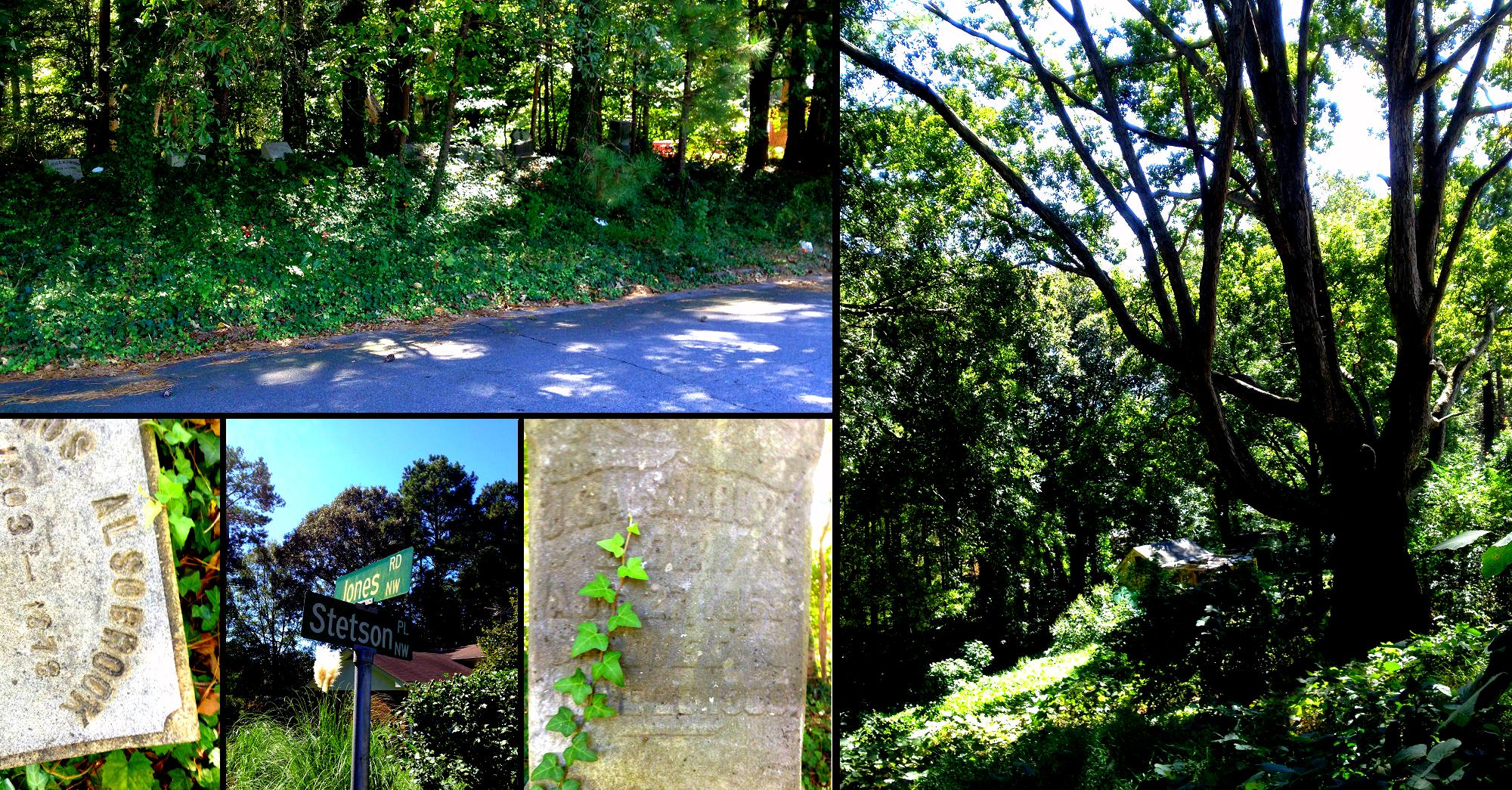 Alsobrook Cemetery - History Atlanta 2014