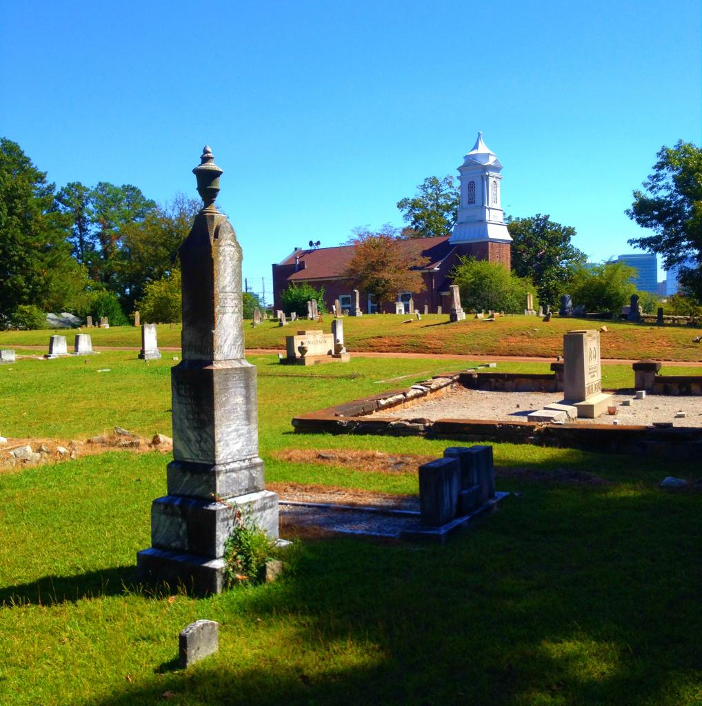 Historic Sardis Cemetery - History Atlanta 2014