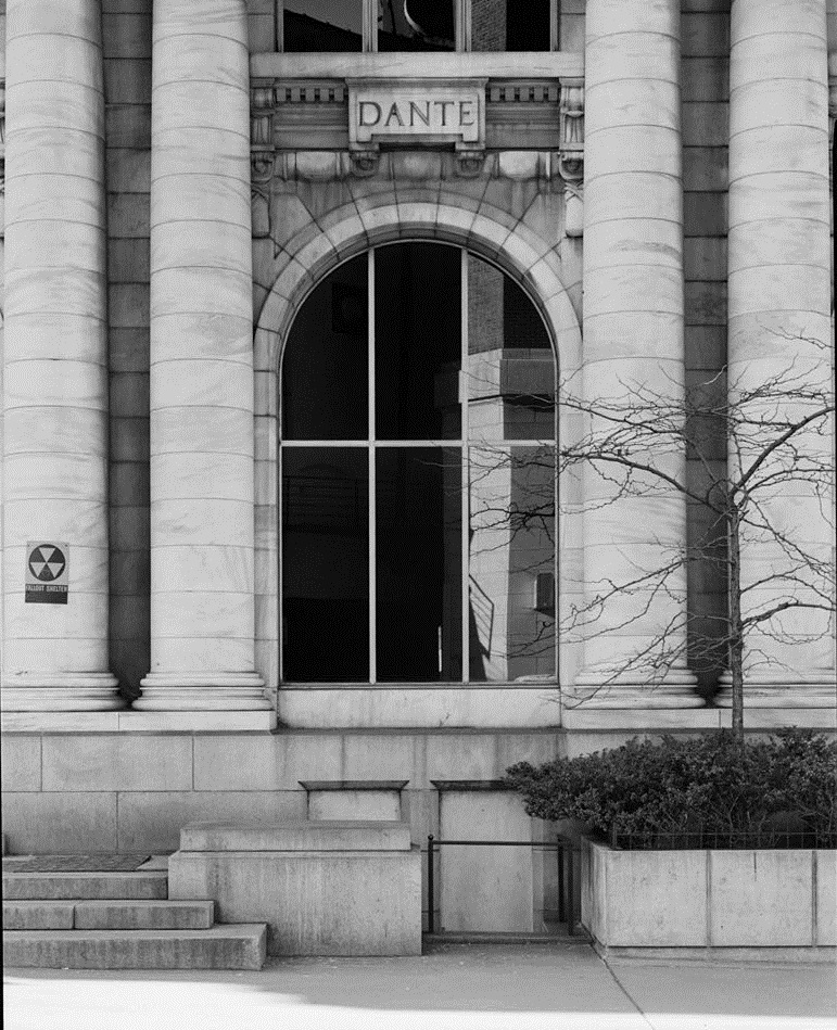 North Front Detail of First Story Window - Carnegie Library Atlanta - US Library of Congress