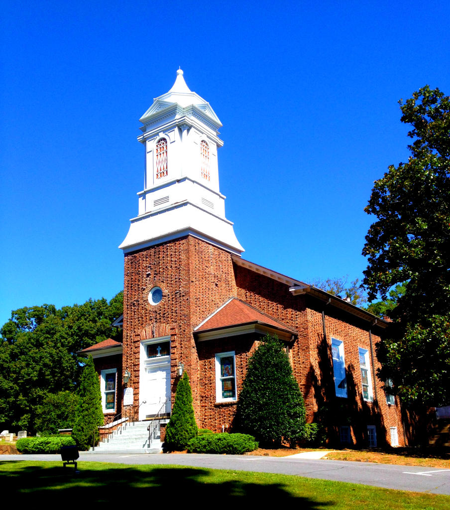 Sardis United Methodist Church at 3725 Powers Ferry Rd NW in Atlanta - History Atlanta 2014