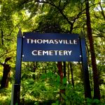 Thomasville Cemetery - History Atlanta 2014