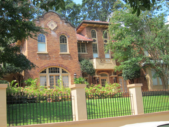 The Adair House survived and is now divided into upscale apartments - Ray Keen 2014