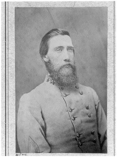 John Bell Hood - U.S. Library of Congress