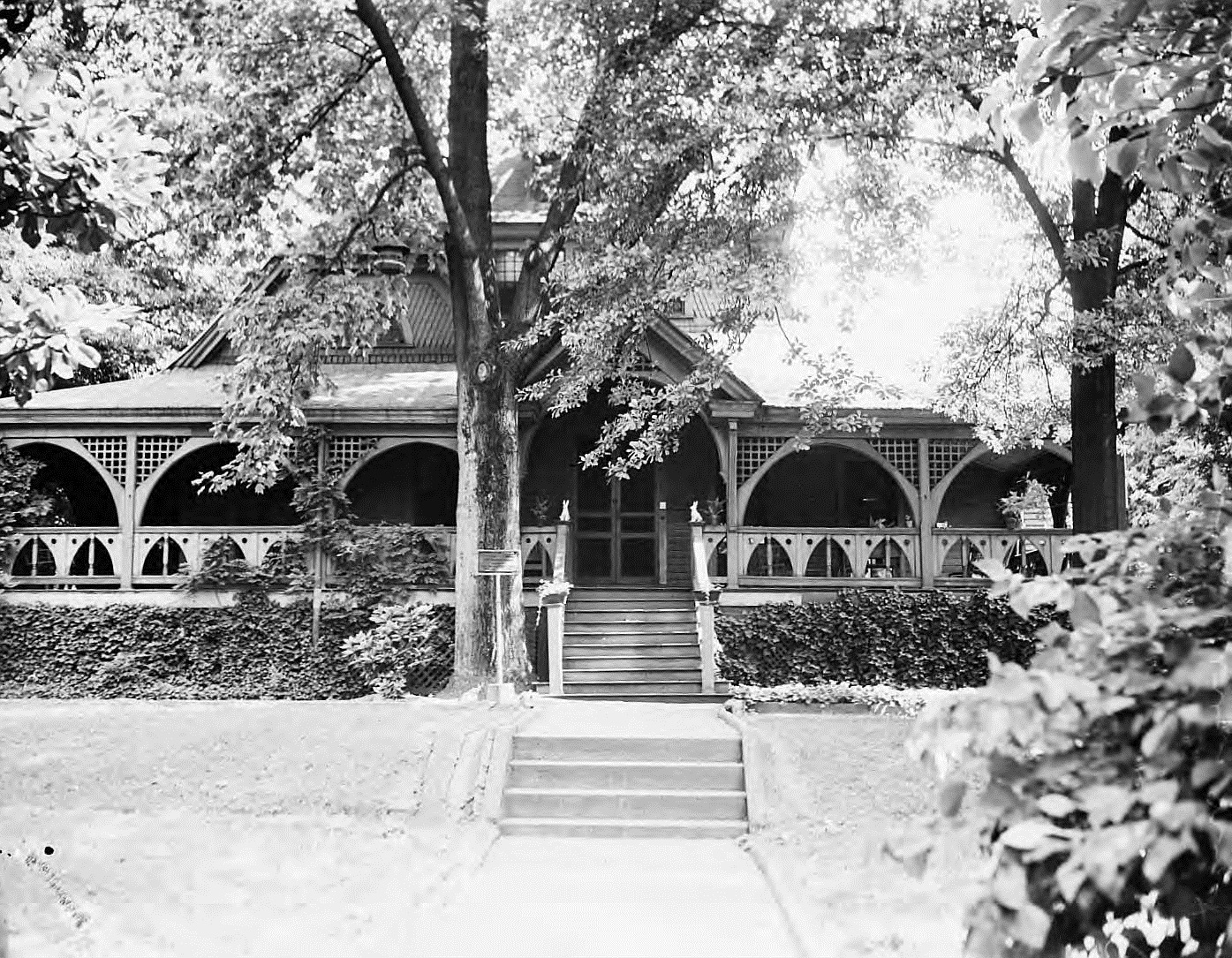 The Wren's Nest in 1943 - Georgia State University Library
